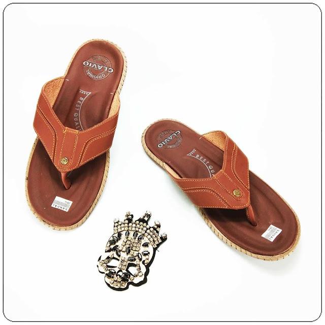 Sandal Termurah   Sandal Pria Terbaru 2020   Sandal Clavio Ekslusif CPC