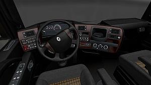 Classy Magnum interior by Hicham