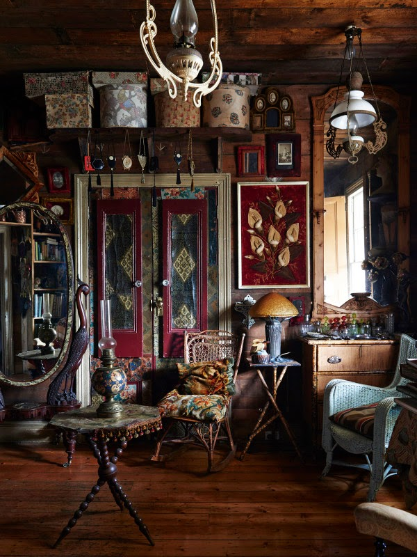Gypsy Eclectic Home Furnishings: The Home Of... Greg Irvine