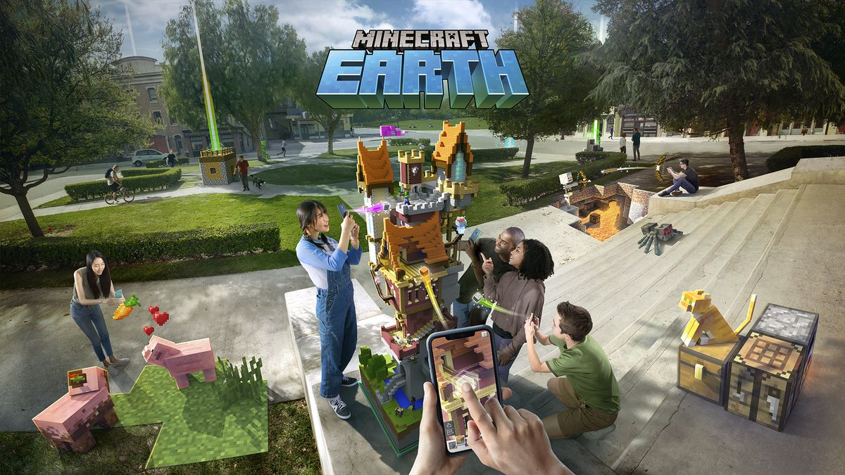 The 'Minecraft Earth' Beta Is All Set to Launch Its International Takeover This Ages