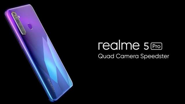 Spesifikasi Realme 5 Pro Terbaru