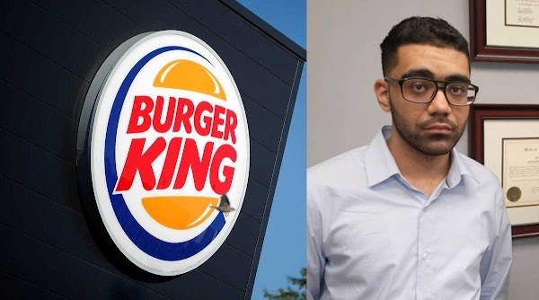 Long Island man fired from Burger King because of colostomy bag: 'My morale was crushed'