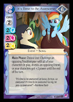 My Little Pony the Movie Seaquestria and Beyond CCG Card Set by Enterplay