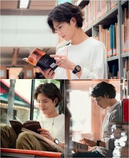 "Drama ""Encounter"" Merilis Foto Teaser Manis Park Bo Gum"