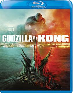 Godzilla vs. Kong [2021] [BD50] [Latino]