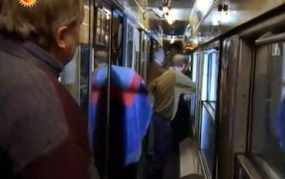 pociąg w filmie