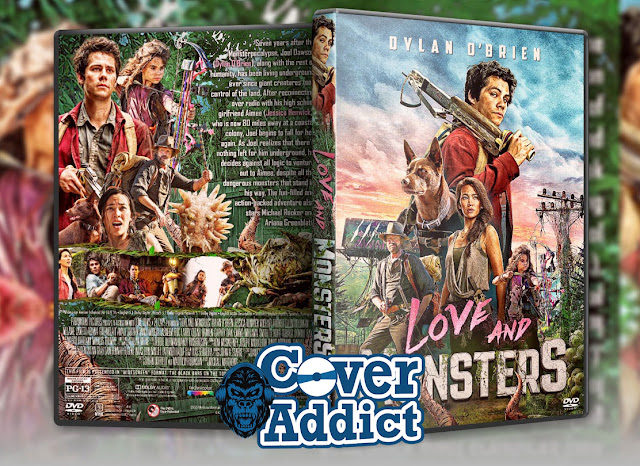 Love and Monsters (2020) DVD Cover