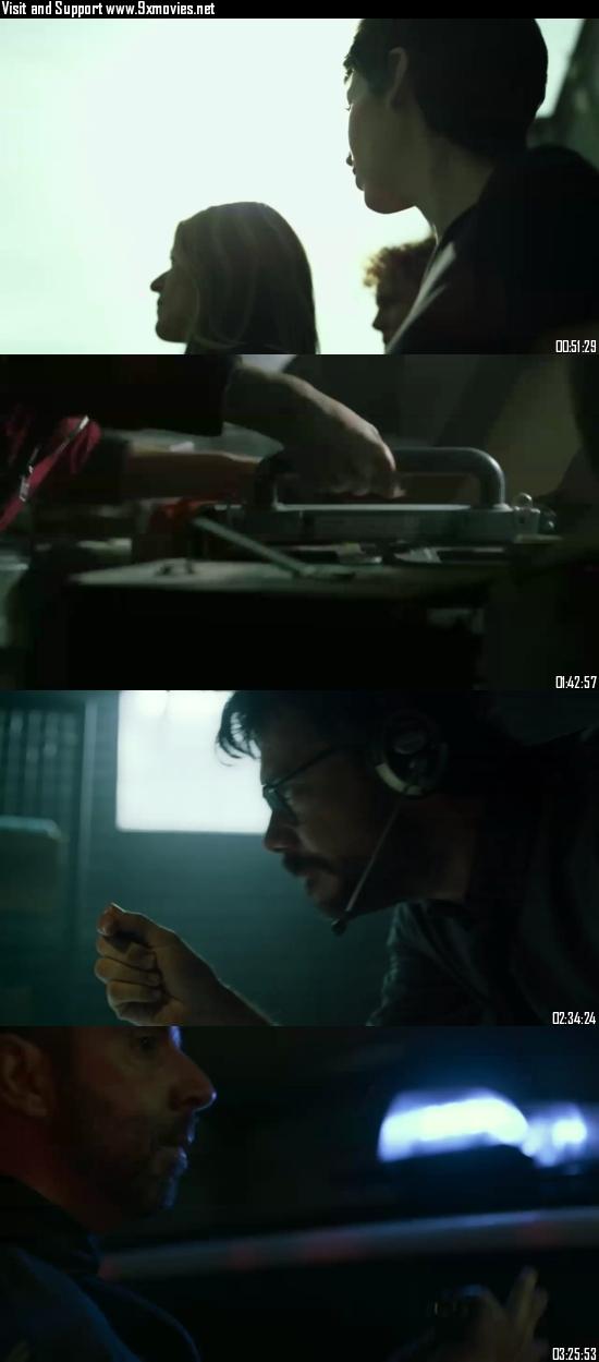 Money Heist S05 Part 01 Hindi Complete 720p 480p WEB-DL 2.1GB