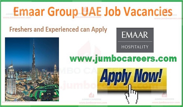 UAE jobs with salary, Available jobs in Gulf countries,