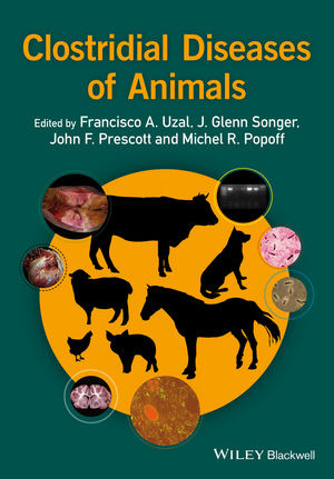 Clostridial diseases of animals - WWW.VETBOOKSTORE.COM
