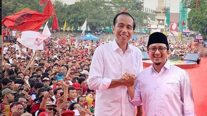Ustaz YM Ajak Sujud Karena Jokowi Cabut Perpres Miras, Said Didu: Izinkan Saya Mikir