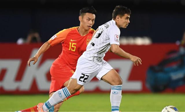 Video U23 Trung Quốc 0-2 U23 Uzbekistan: 2 lần chịu phạt đền, bi kịch đầy cay đắng