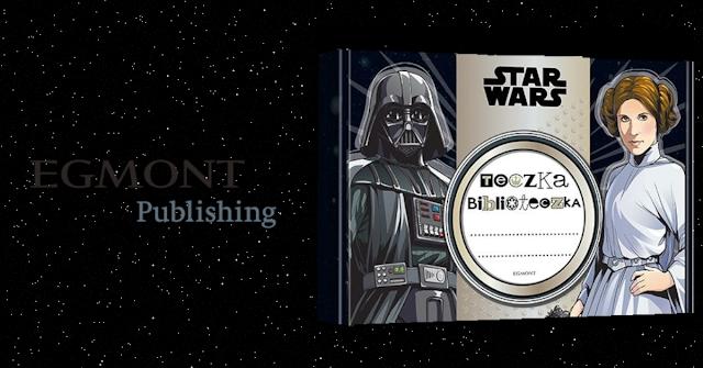UPDATE! Egmont: Zapowiedź Star Wars: Teczka biblioteczka