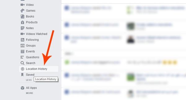 تحديد مكان هاتفك المسروق باستخدام الفيسبوك فقط