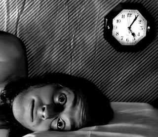 falta de sueño y estres