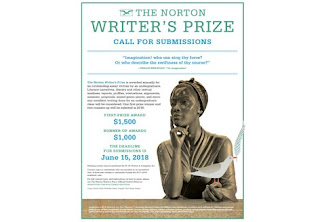 Win $1,500 From The Norton Writer's Prize By Writing