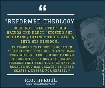 RC Sproul sets the record straight about election