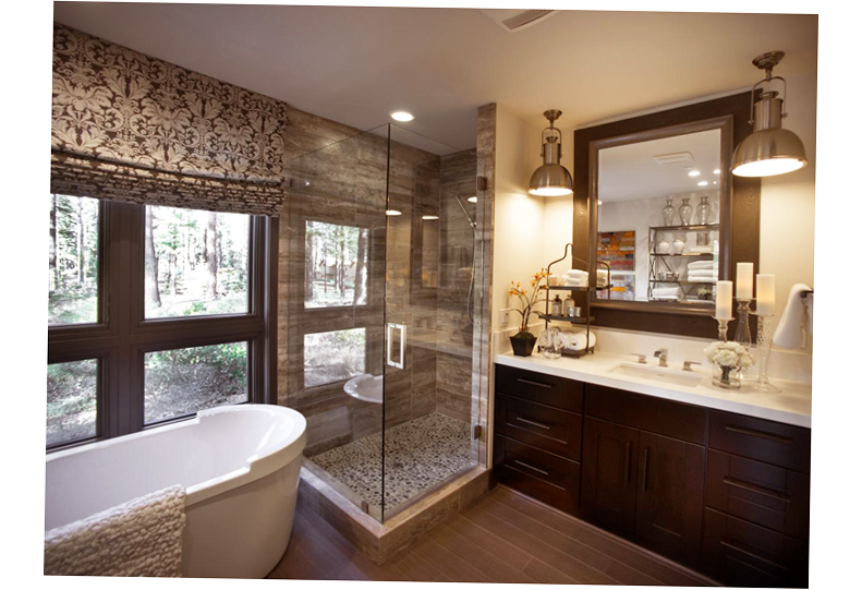 Beautiful Master Bathrooms Latest Designs Ellecrafts
