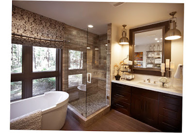 Pic for Beautiful Master Bathroom Pictures Good Color Floor