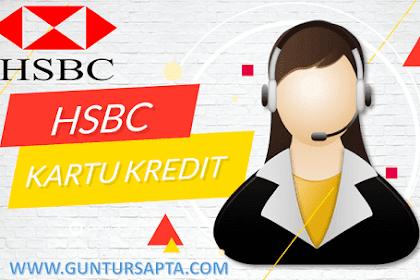 HSBC Masuk Dalam Salah Satu Daftar Kartu Kredit Paling Keren