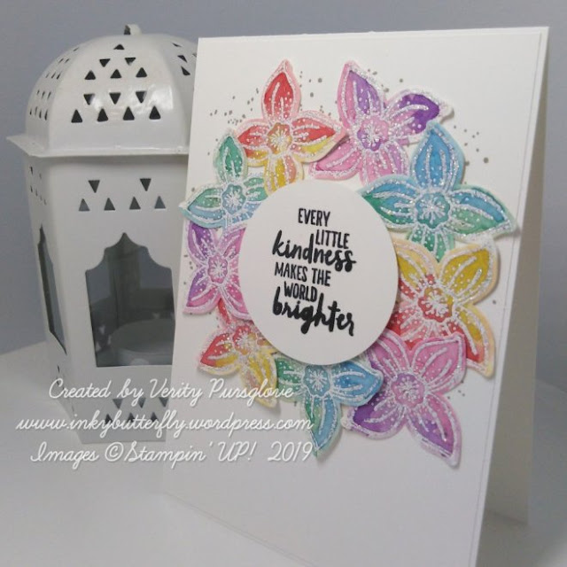 Pop of Petals Stampin Up