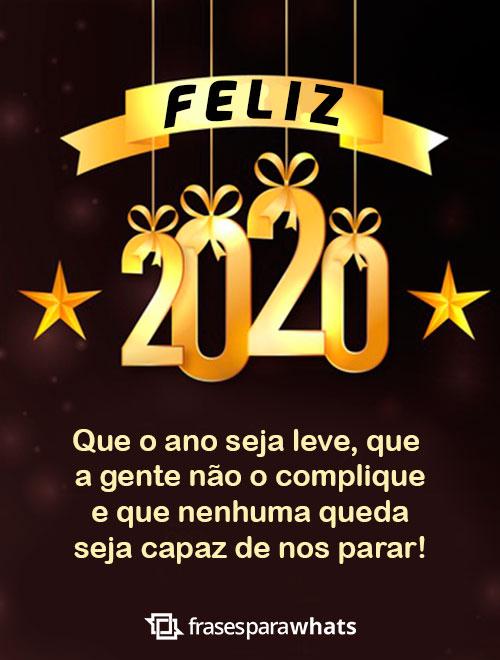 CHEGOU 2020!