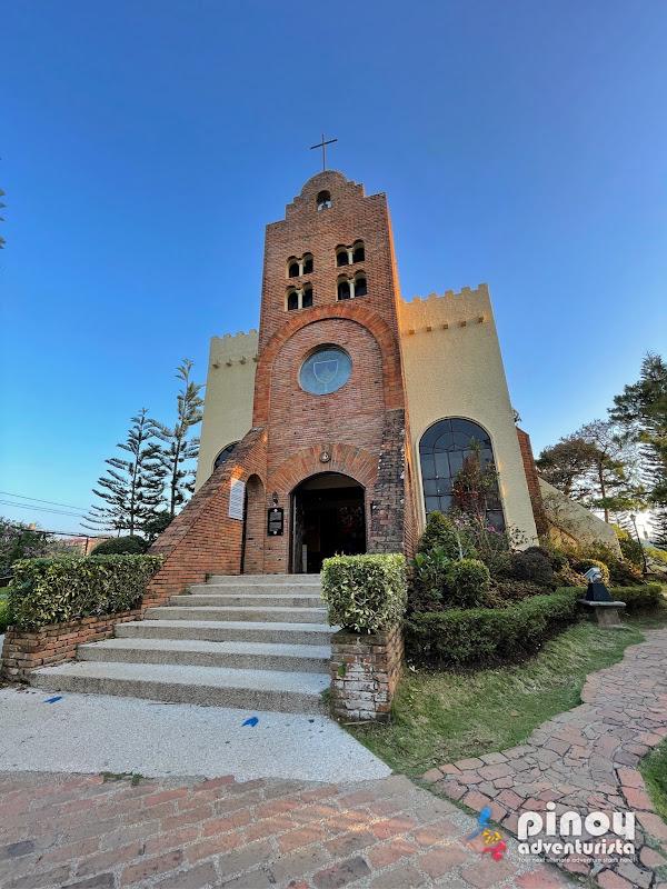 Nasugbu Batangas Travel Guide and How to get to CALERUEGA CHURCH near Tagaytay
