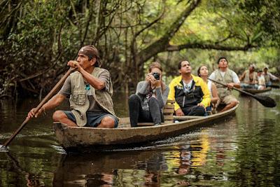 Turismo Rural Comunitario, Amazonia turismo rura