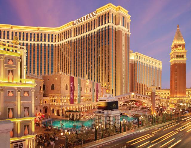Las Vegas Sands Corp, a major luxury resort and casino company sold $ 6.25 billion