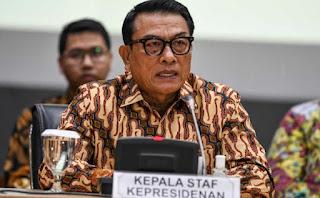 Kepala KSP Kirim Pesan ke Pengkritik Presiden Jokowi, Ingat ya