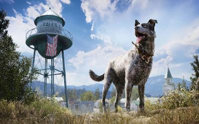 Far Cry 5 - Boomer - Fond d'écran en Full HD 1080p