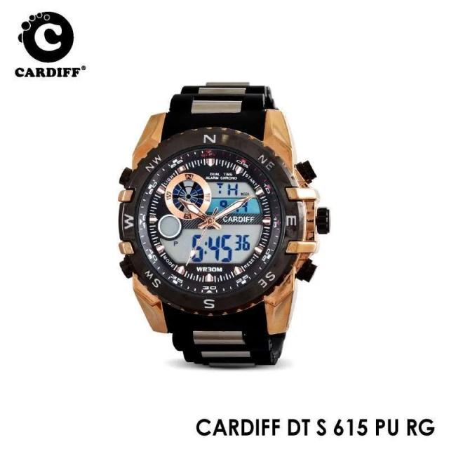 CARDIFF Dual Time 615 PU