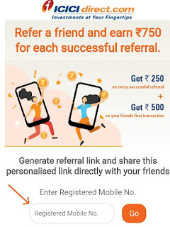 ICICI Direct Refer and Earn