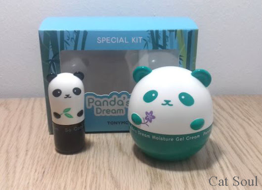 Kit Pand's Dream TonyMoly (Korean Beauty)