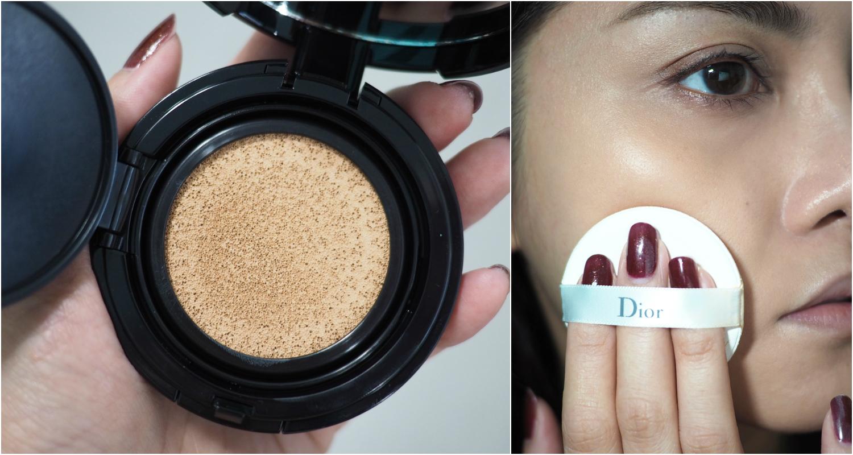 The Makeup Box New Diorskin Forever Cushion And Lip Sugar Scrub