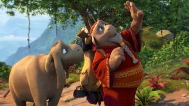 Kisah Persahabatan Gajah Dan Kerbau Cerita Bedahulu