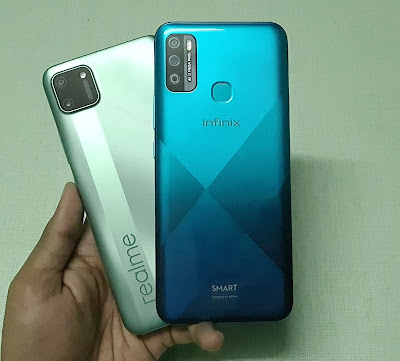 Realme C11 vs Infinix Smart 4 Plus