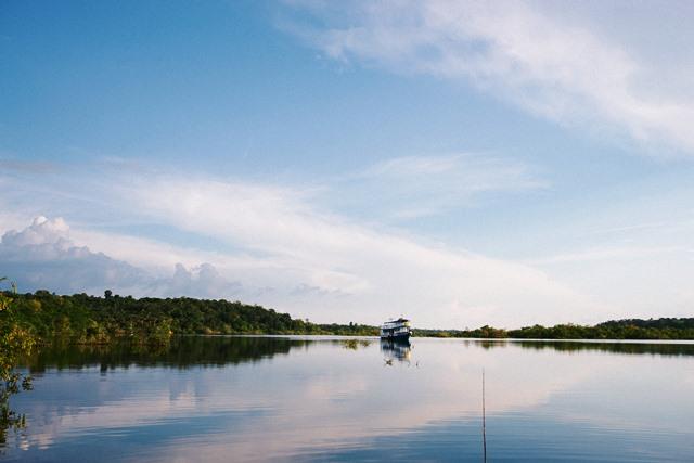 Barco de linha em foto de Nathália Segato