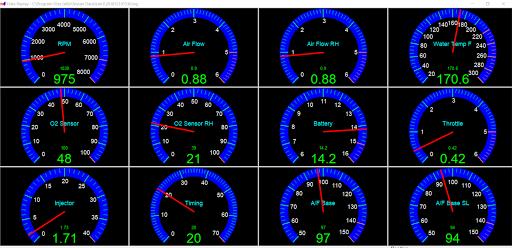 Nissan Datascan for Nissan Skyline