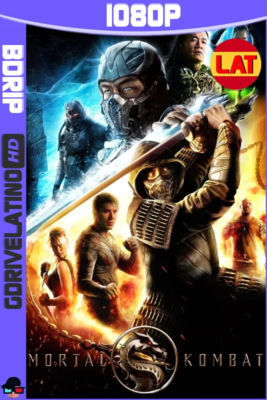 Mortal Kombat (2021) BDRip 1080p Latino-Ingles MKV