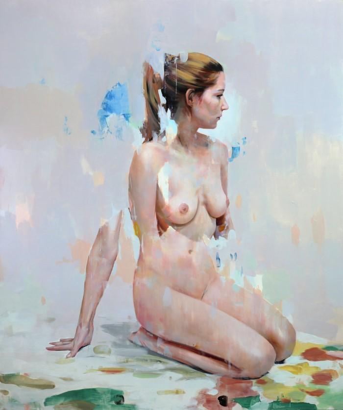 Немецкий художник. Alpay Efe