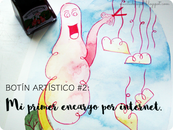 Botín Artístico (Art Supplies Haul)