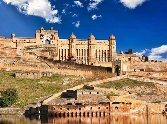 Amer Fort Tourism Monuments Place in Jaipur  Rajasthan