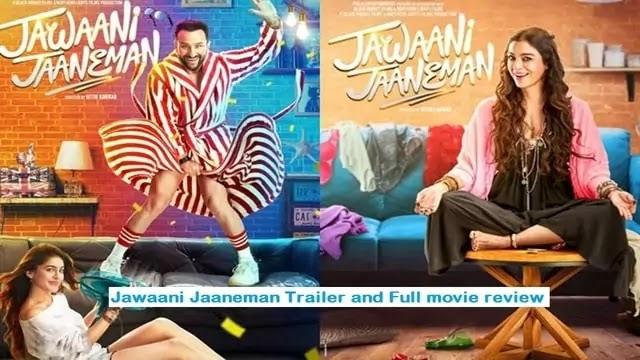 Jawaani Jaaneman Trailer - full Movie Review - Bollywood film - uslis