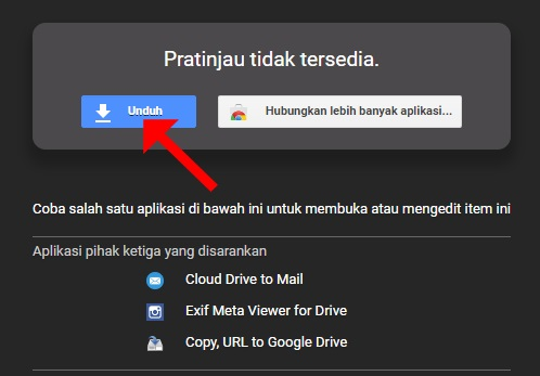 Unduh Aplikasi PMP Versi 1.5 di Google Drive