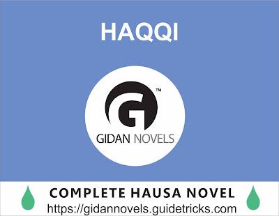 HAQQI COMPLETE HAUSA NOVEL