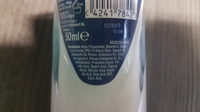 Inhaltsstoffe Nivea Men Deo Magnesium Dry