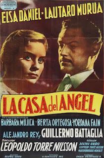 Deseo y disonancia. Estudio crítico de La casa del ángel (Leopoldo Torre Nilsson, 1957)