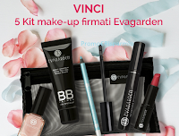 Logo Vinci gratis i Kit make up by Eva Garden