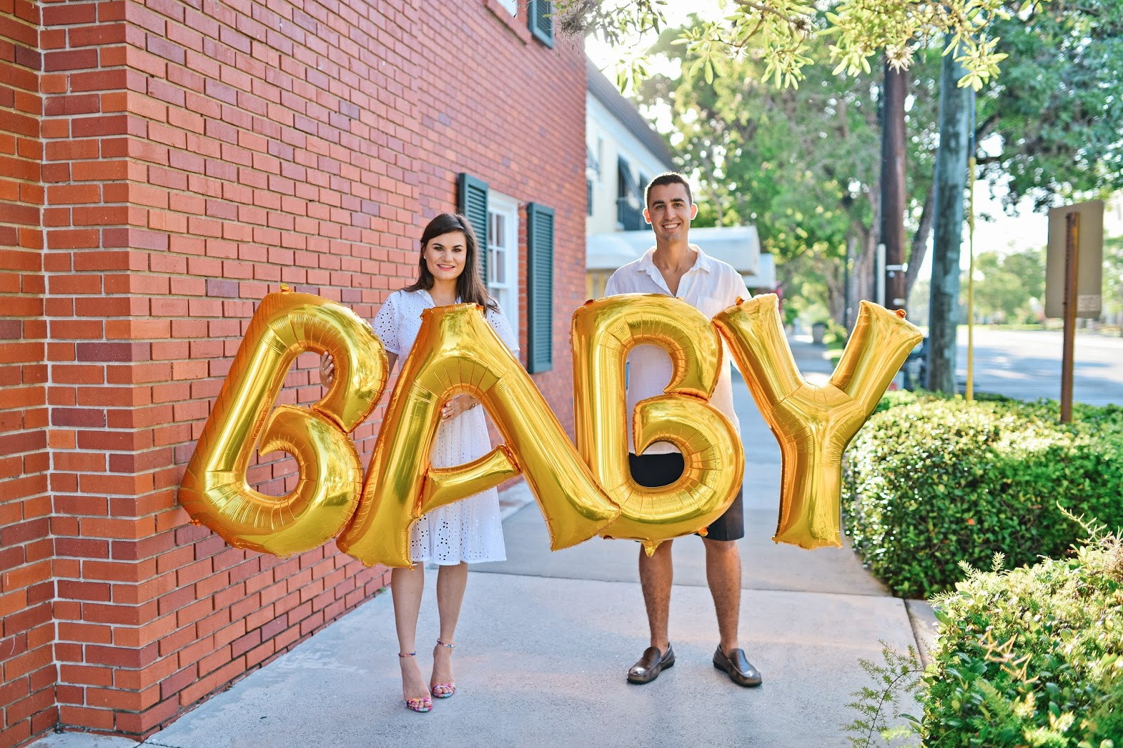 Baby Announcement The Neapolitan Blog